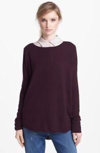 VINCE ~ Wool / Cashmere Crew Neck Sweater XS