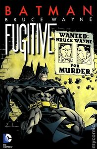 batman bruce wayne fugitive London Ontario image 1