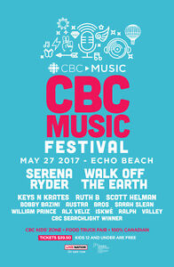 SELLING TO CBC MUSIC FEST TICKETS $20/each