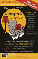 The Comfort Zone: Stories for the Uncomfortable
