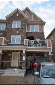 Brand New Corner 3Bed+2Bath Townhouse In Milton Long-Term Lease
