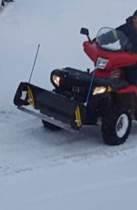 For Sale Snowplow  to fit ATV