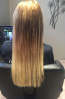 Nano Link and Micro Link hair extensions!