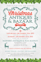 2nd Christmas, Antiques and Bazaar Bonanza