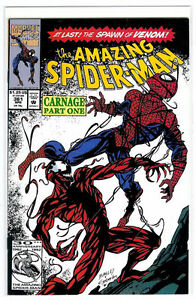 looking for carnage #361 comic 1st appearance