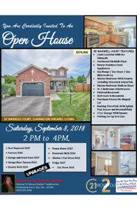 OPEN HOUSE At 22 MAXWELL