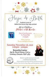 Hope 4 Beth Volunteers Kawartha Lakes Peterborough Area image 1