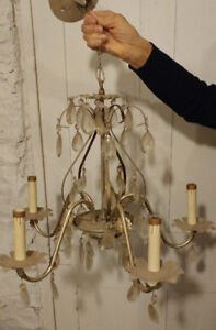 Chandelier Antique from Estate Sale only $100