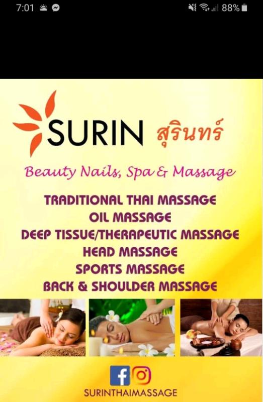 Massage surin Thai Massage