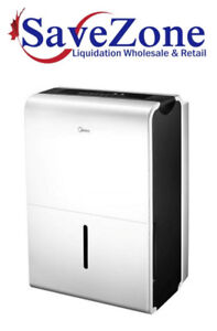OVER STOCK BRAND NEW- Super Quiet Dehumidifier 50 Pint By Midea