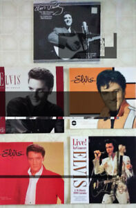 ELVIS - Collectible Calendars