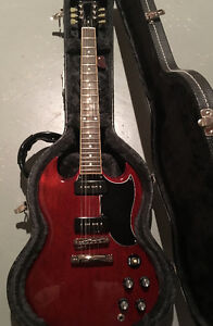 Gibson SG  P90's  1/400 LE  *STUNNING*