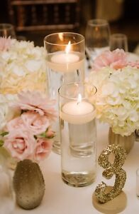 Glitter Table Numbers - Champagne Gold - Wedding Decor Kitchener / Waterloo Kitchener Area image 2