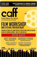 Oct. 6th Film Makers Workshop at Carnival Cinemas!