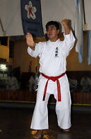 KARATE classes 6 YEARS OLD and up