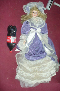 giant Victorian porcelain doll