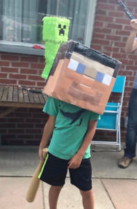 Minecraft Birthday Party Supplies