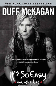 Duff McKagen(Guns'n'Roses)-It's So Easy and other lies-Softcover