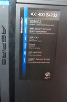 Acer Aspire AX1400-B4702 AMD ATHLON Dual Core Processor 3GB DDR3