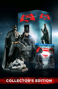 BATMAN STATUE AND DVD