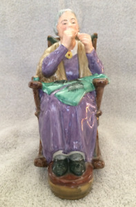 Royal Doulton HN 2352  'A Stitch in Time' Figurine