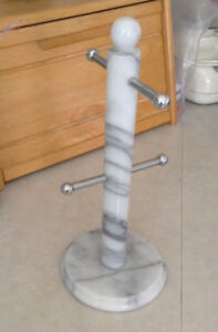 Marble Coffee Cup Holder - Tree Stand