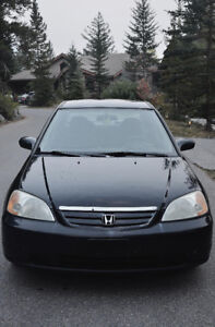 2002 Honda Civic LX-G SE Sedan