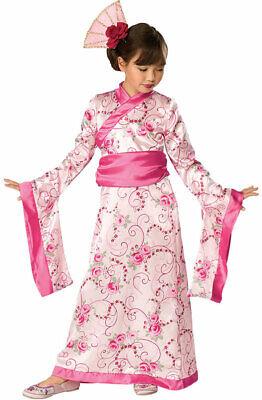 Asian Princess Halloween Costume (Brand New Classic Asian Princess Toddler/Child Halloween)