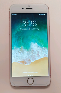 Iphone 6s 64gb w/ charger - Unlocked