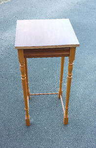 Flower Accent Table Cambridge Kitchener Area image 3