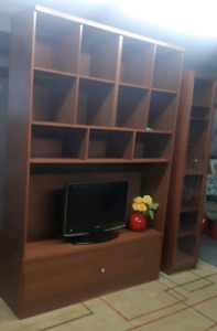 BIG TV Stand /delivery available