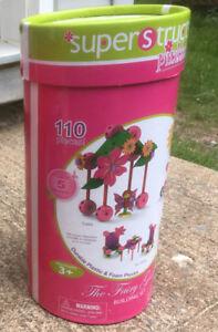 Superstructs Pinklets Fairy Garden