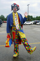 Rusty the Clown, Children's birthday entertainer!