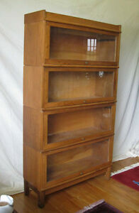 Antique Barrister's Bookcase