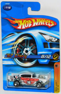 Hot Wheels 1/64 '57 Chevy Diecast Car