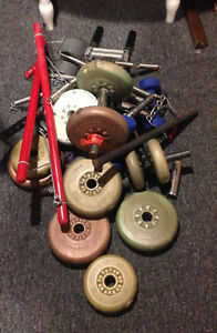 Various weights -FREE