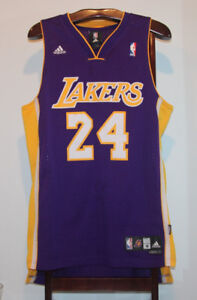ADIDAS SWINGMAN KOBE BRYANT LOS ANGELES LAKERS BASKETBALL JERSEY