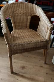 Garden chairs Wicker