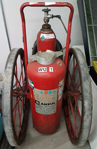 Antique Dry Chemical Fire Extinguisher London Ontario image 3