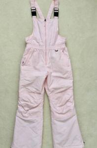 Lands End Girl's Snow Pants Size 8 - Mint Condition