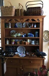 ANTIQUES & VINTAGE FOR SALE MISSISSAUGA FURNITURE ART GLASS