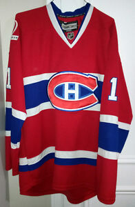 Like New - Montreal Canadiens' Anniversary Jersey #11