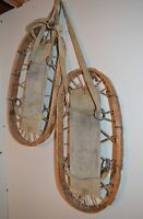 MILITARY BEAR PAW SNOWSHOES VINTAGE WWII