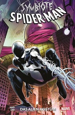 Symbiote Spider-Man 1 - Das Alien-Kostüm - Panini - Spider Man Neue Kostüm