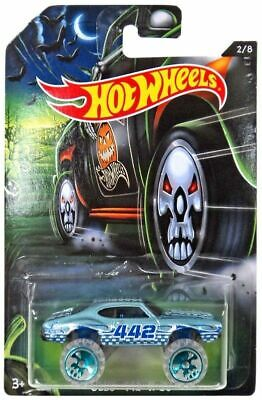HOT WHEELS 2017 HALLOWEEN 1970 OLDS 442 W30