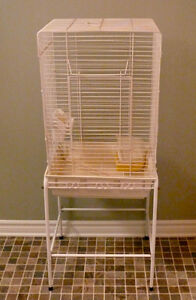 Large Birdcage & Stand