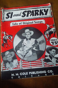 Vintage Country Music Song Books Kitchener / Waterloo Kitchener Area image 5