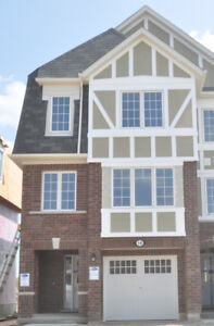 Brand new 3 1 BR  End Unit Townhouse @ Mississauga/ Wanless