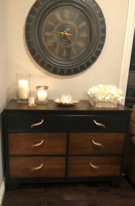 Gorgeous solid wood Dresser