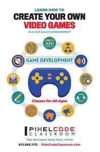 Video Game Development Classes